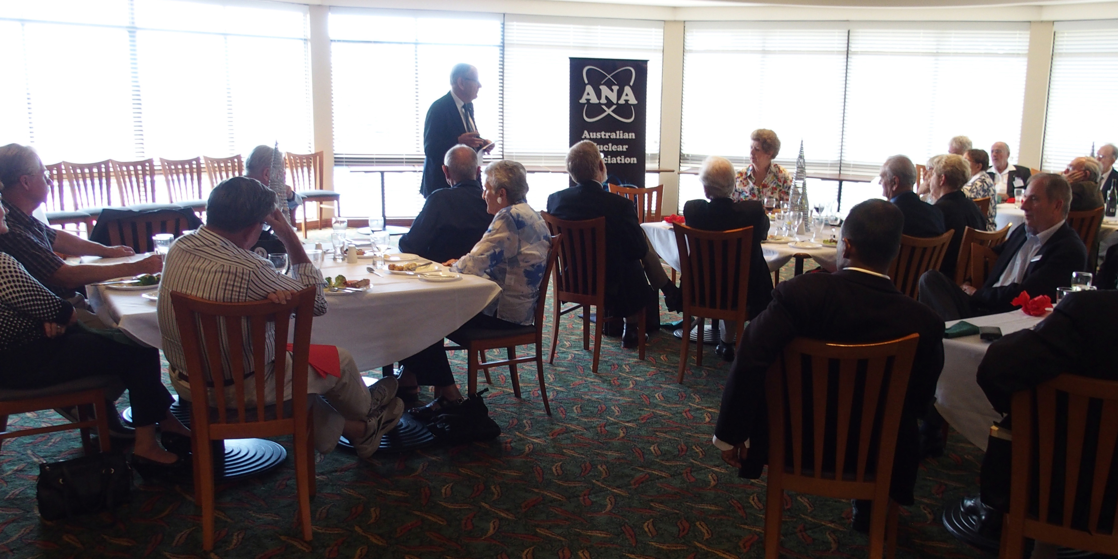 Photo of ANA Lunch and Award Presentation 2017