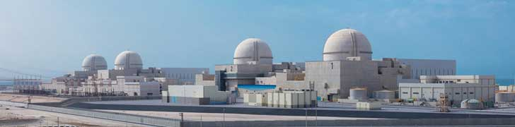 OPAL Research Reactor - Cerenkov Radiation
